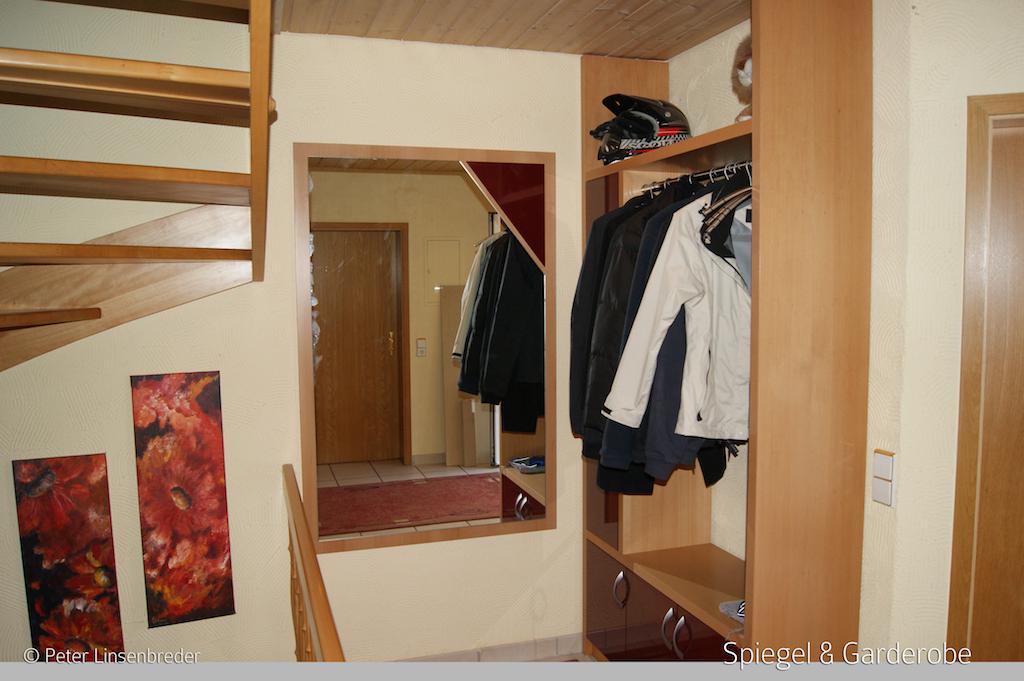 flur garderobe schreinerei linsenbreder. Black Bedroom Furniture Sets. Home Design Ideas